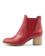 SADORE RED LEATHER