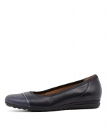 CHONA NAVY SMOOTH LEATHER