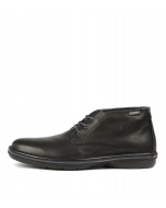 LUGO BOOT BLACK LEATHER