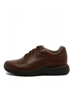 EDGE HILL BROWN LEATHER