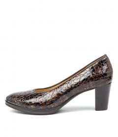 ORLY 36 MORO CROC LEATHER