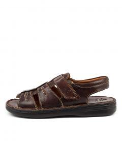 C Mythos Brown Tumble Leather
