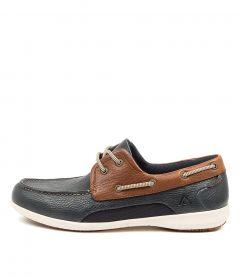Askit Navy-brown