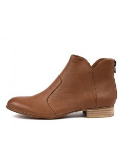 FRONIA COGNAC LEATHER