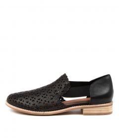 Anjo Dj Black Leather