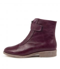Minute Purple Leather