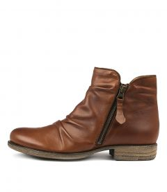 Willet W Brandy Leather