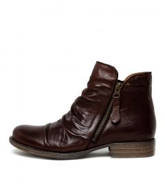 Willet W Chestnut Leather
