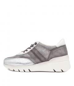 Ruth 41 Grey Leather