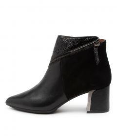 Amelia 141 Black Leather