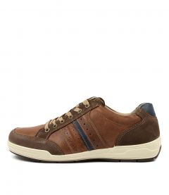 Dexter Dk Brown Leather