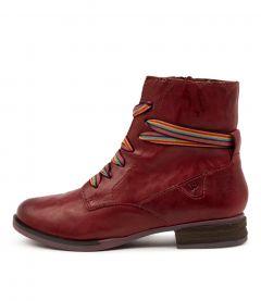 Sanja 04 Bordo Leather
