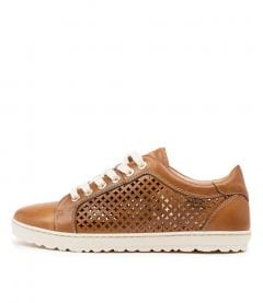 LAGOS 67 BRANDY LEATHER