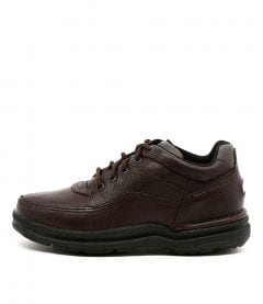 WT TUMBLED DARK BROWN LEATHER