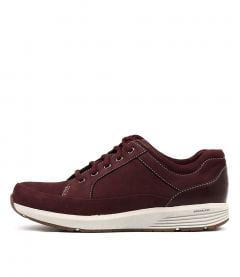 TRUSTRIDE PROWALKER MERLOT LEATHER
