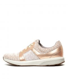 TRUSTRIDE W KNIT ROSE GOLD FABRIC