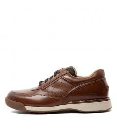 WALKING CLASSIC LTD DARK BROWN LEATHER
