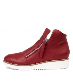 OHMY RED LEATHER