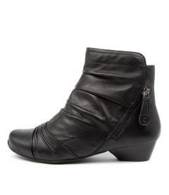 Camryn Xw Zr Black Leather