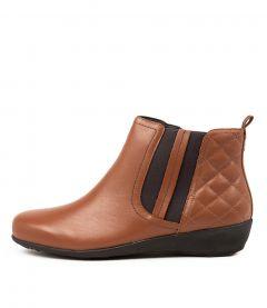 Sela Xf Zr Dk Tan Leather