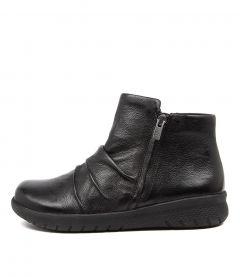 Shayne Xf Zr Black Leather