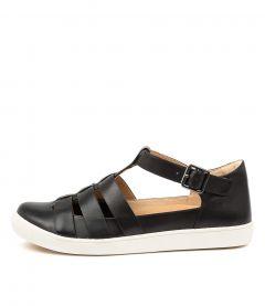 Diori Xf Black Leather