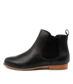 Talia Xf Black Leather