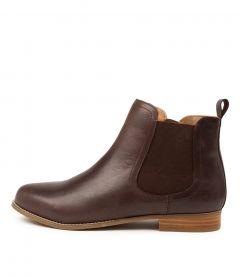Talia Xf Choc Leather