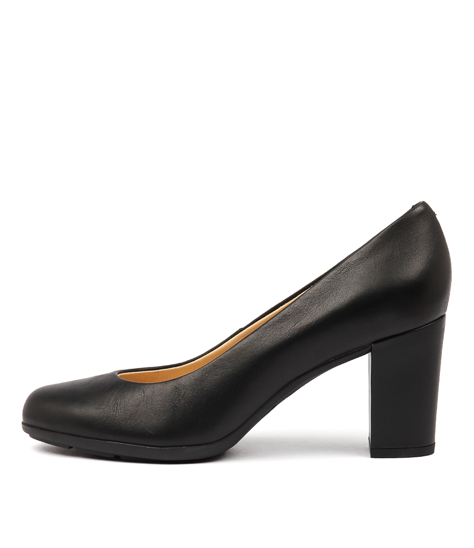 mejores zapatillas de deporte 4c66b aba4f annya c black leather