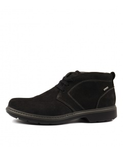 JAN 03 BLACK NUBUCK