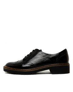 RICHMOND 02 SCHWARZ PATENT LEATHER