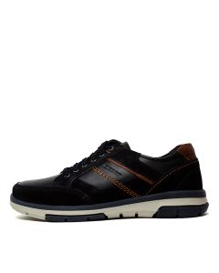 MARIUS 05 NAVY SUEDE LEATHER