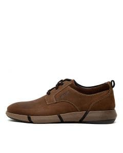 THOMAS 06 BROWN NUBUCK
