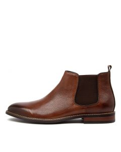 LUCCA TAN LEATHER