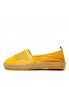 RHYLEE YELLOW LEATHER