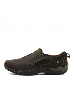 TESLER BROWN NUBUCK