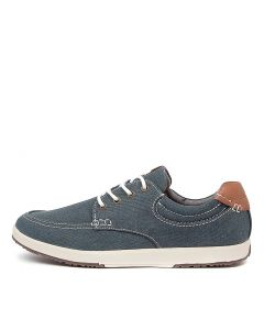 C-WILSON DARK NAVY CANVAS