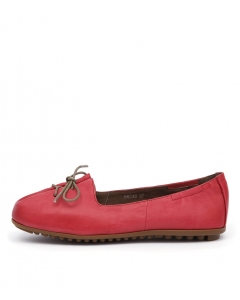 BALLAD RED LEATHER