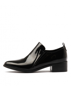PACO BLACK PATENT LEATHER