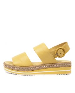 ATHA LT YELLOW LEATHER