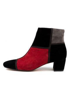 HERNAN BLACK&RED MULTI