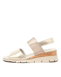 BASQUE W GOLD LEATHER