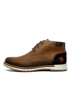 TREVOR CAMEL LEATHER