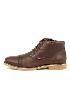ORSON FC BROWN LEATHER