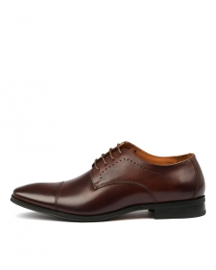 CHIFLEY BROWN LEATHER