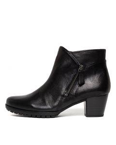 cad80f10ee68 GABOR sherry schwarz leather