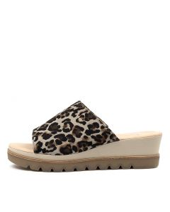 MALTBY LEOPARD LEATHER