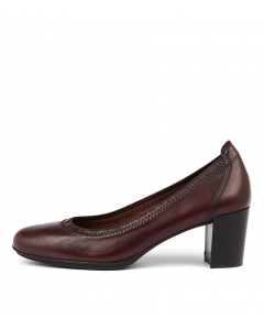 SARAH 5 BORDO LEATHER