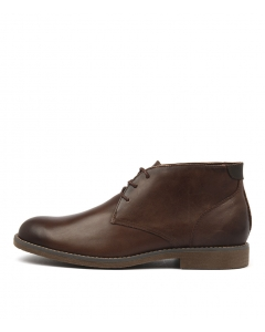 TERMINAL MF BROWN BURNISH LEATHER