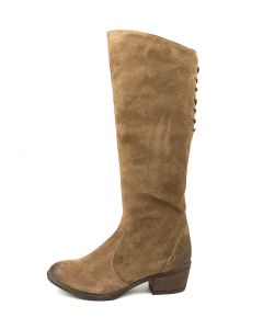 DAPHNE 33 TAUPE SUEDE